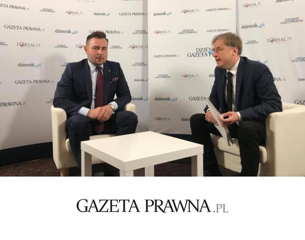 wywiad zrektorem Pawłem Czarneckim