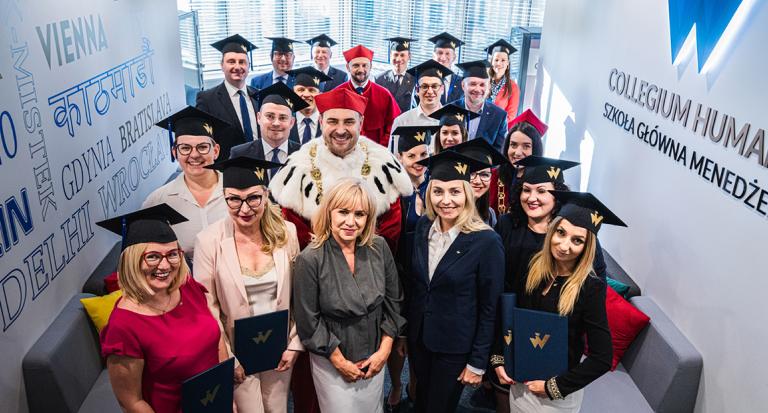 Graduacja Master of Business Administration (MBA)