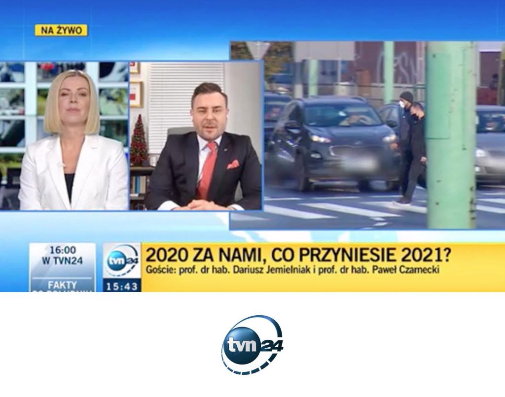 2020 Zanami, co przyniesie 2021prof. drhab. Paweł Czarnecki, MBA, DBA, LL.M, MPH Drh.c