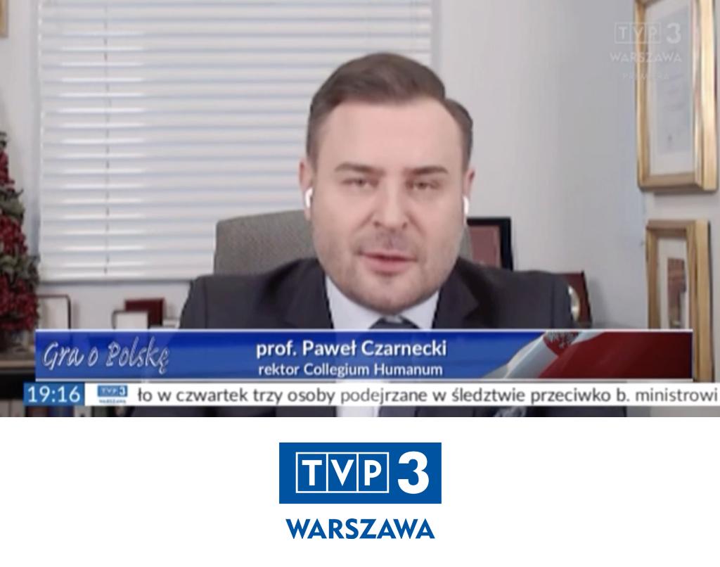Gra oPolskęprof. drhab. Paweł Czarnecki, MBA, DBA, LL.M, MPH Drh.c