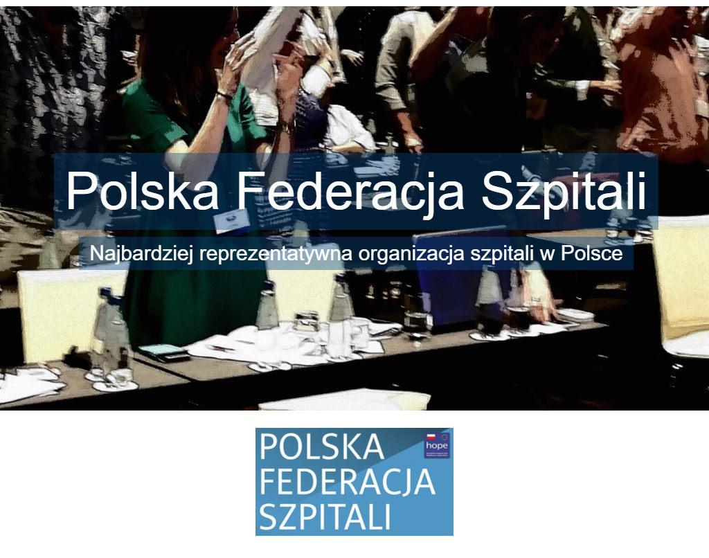 Collegium Humanum Członkiem wspierającym Polskiej Federacji Szpital