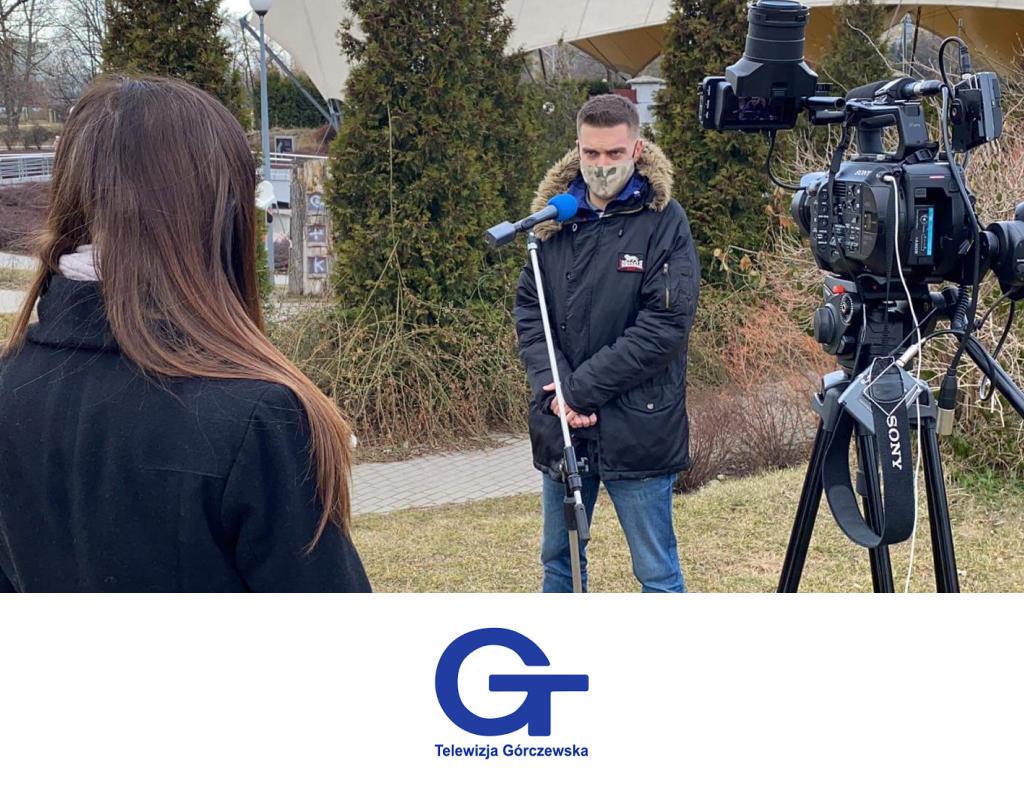 dr Bartosz Łukaszewski, Program Informacyjny TV Górczewska natemat zmian społecznych wokresie pandemii
