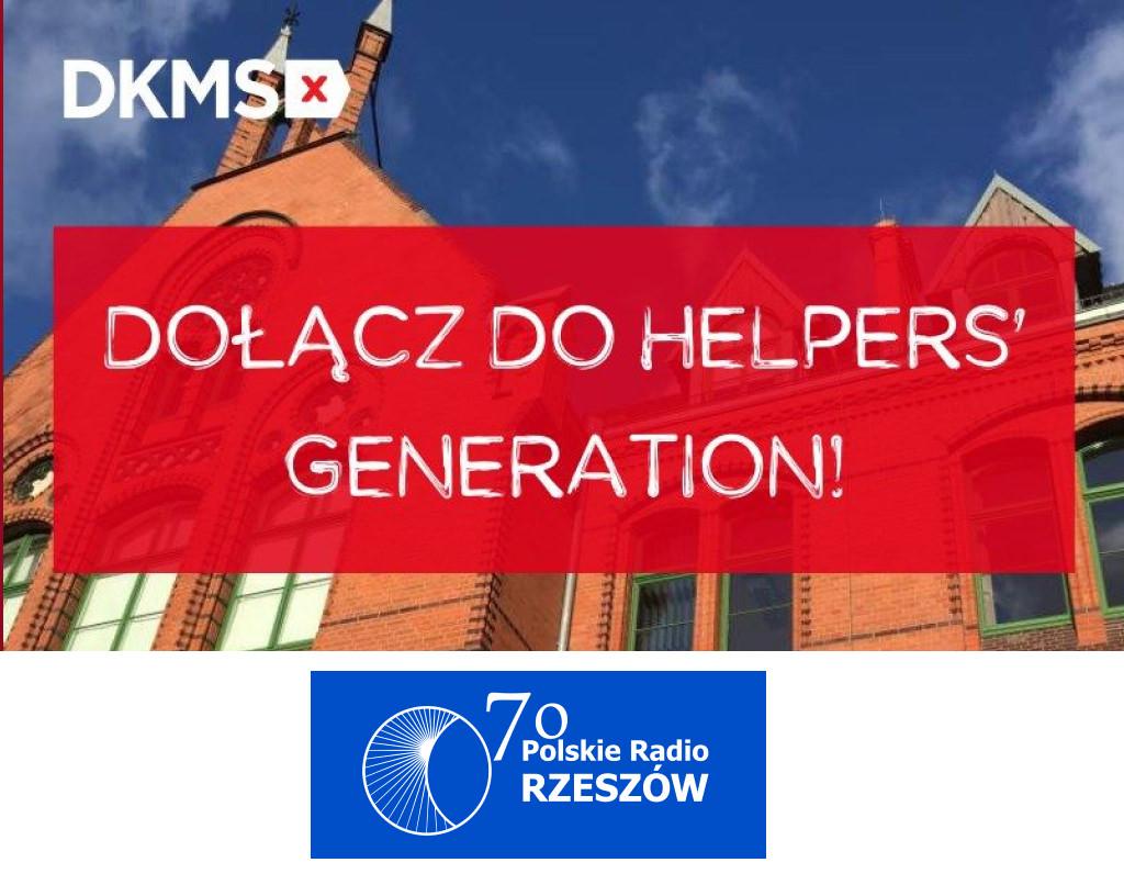 Collegium Humanum filia wRzeszowie włącza się doakcji dlaDKMS