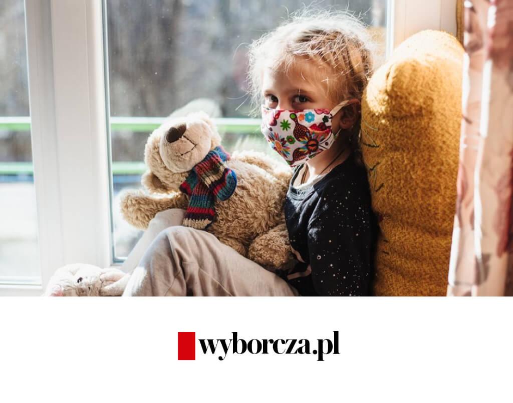 Psycholog: Pandemia odmieniła dzieci. Uczy bezradności ikonformizmu, zabija kreatywność