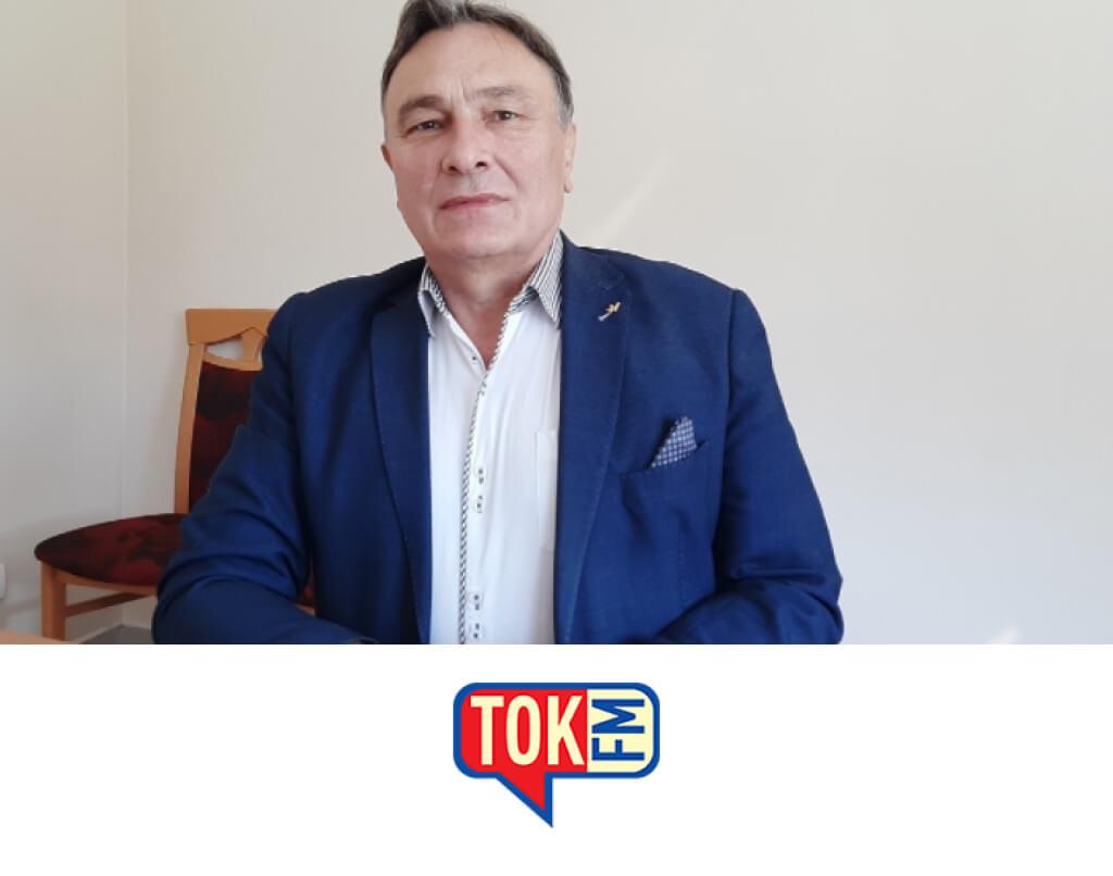Gość audycji: Pierwsze Śniadanie wTOK-u - prof.Henryk Pietrzak