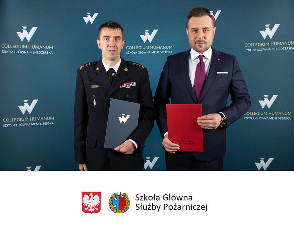 Umowa zCollegium Humanum orealizacji studiów podyplomowych Executive MBA