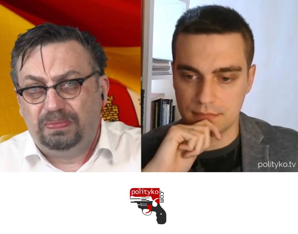 dr Bartosz Łukaszewski, wywiad natemat problemów społecznych isytuacji politycznej wHiszpanii