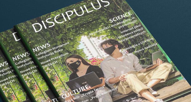 "magazyn ""Discipulus"