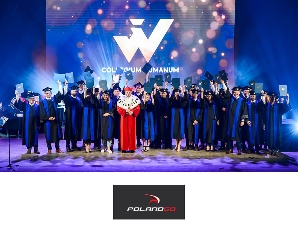 Polski Harvard. Collegium Humanum, zjawiskowa graduacja absolwentów