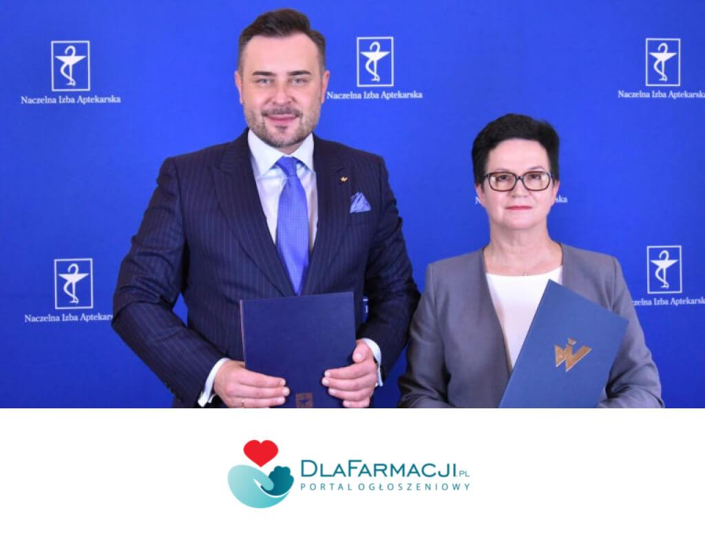 Naczelna Izba Aptekarska nawiązuje współpracę zuczelnią Collegium Humanum