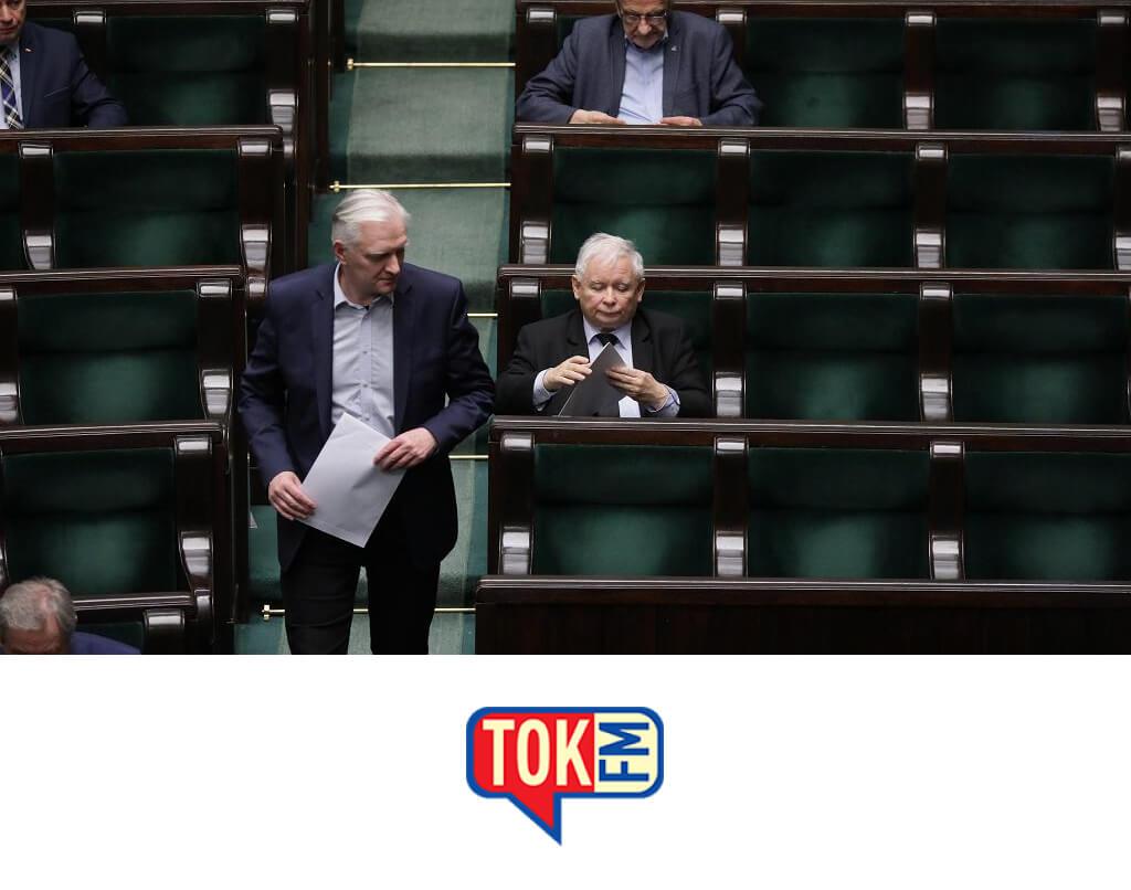 Po dymisji minister zpartii Gowina Zjednoczona Prawica się rozpadnie? Politolog: Wszystko ma granice przyzwoitości