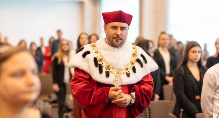 Inauguracja Roku Akademickiego 2021/22 wFilii wPoznaniu