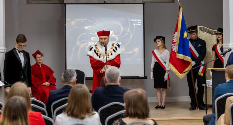 Inauguracja Roku Akademickiego 2021/22 wFilii we Wrocławiu